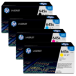Genuine 4 Colour HP 645A Toner Cartridge Multipack (C9730A/C9731A/C9732A/C9733A)