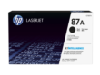 Genuine Black HP 87A Toner Cartridge - (CF287A)