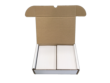 Compatible Franking Double Labels - 149 x 45 mm  (2 Labels Per Sheet - Pack Of 500 Sheets)