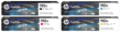 Genuine 4 Colour HP 982A Ink Cartridge Multipack - (T0B23A/T0B24A/T0B25A/T0B26A)