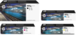 Genuine High Capacity HP 991X Ink Cartridge Multipack - (M0K02AE/M0J90AE/M0J94AE/M0J98AE)