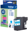 Genuine Light User Brother LC221C Cyan Ink Cartridge (LC-221C Inkjet Printer Cartridge)