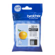 Genuine Brother LC3211BK Black Ink Cartridge (LC3211BK Inkjet Printer Cartridge)