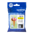 Genuine Brother LC3213Y High Capacity Yellow Ink Cartridge (LC3213Y Inkjet Printer Cartridge)