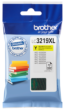 Genuine Brother LC3219XL High Capacity Yellow Ink Cartridge (LC3219XLY Inkjet Printer Cartridge)
