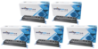 Compatible 5 Colour HP 124A Toner Cartridge Multipack - (2 x Q6000A/Q6001A/Q6002A/Q6003A)