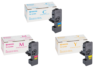 Genuine High Capacity 3 Colour Kyocera TK-5230 Toner Cartridge Multipack - (TK-5230C/M/Y)