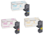Genuine 3 Colour Kyocera TK-5240 Toner Cartridge Multipack - (TK-5240 C/M/Y)