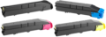 Genuine 4 Colour Kyocera TK-8305 Toner Cartridge Multipack - (TK-8305K/C/M/Y)
