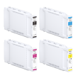 Genuine 4 Colour Epson T41R Ink Cartridge Multipack - (T41R2/T41R3/T41R4/T41R5)