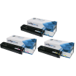 Compatible High Capacity 3 Colour Canon 045H Toner Cartridge Multipack -(045HC/HM/HY)