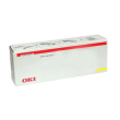 Genuine Yellow OKI 45536413 Toner Cartridge - (45536413)