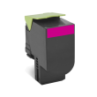 Genuine High Capacity Magenta Lexmark 700H3 Toner Cartridge - (70C0H30)