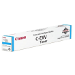 Genuine Cyan Canon C-EXV52 Toner Cartridge - (C-EXV52 C)
