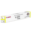 Genuine Yellow Canon C-EXV52 Toner Cartridge - (C-EXV52 Y)