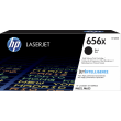 Genuine High Capacity Black HP 656X Toner Cartridge - (CF460X)