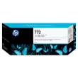 Genuine High Capacity Light Grey HP 772 Ink Cartridge - (CN634A)