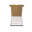 Compatible Franking Labels - 200 x 39 mm (Pack Of 1000 Sheets)