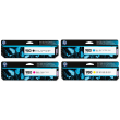 Genuine 4 Colour HP 980 Ink Cartridge Multipack - (D8J10A/D8J07A/D8J08A/D8J09A)