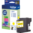 Genuine Light User Brother LC221Y Yellow Ink Cartridge (LC-221Y Inkjet Printer Cartridge)