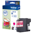 Genuine Magenta Brother LC22UM Ink Cartridge (LC-22UM Inkjet Printer Cartridge)