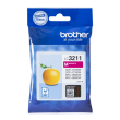 Genuine Brother LC3211M Magenta Ink Cartridge (LC3211M Inkjet Printer Cartridge)