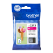 Genuine Brother LC3213M High Capacity Magenta Ink Cartridge (LC3213M Inkjet Printer Cartridge)