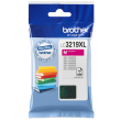 Genuine Brother LC3219XL High Capacity Magenta Ink Cartridge (LC3219XLM Inkjet Printer Cartridge)