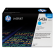 Genuine Cyan HP 643A Toner Cartridge - (Q5951A)