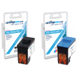 Compatible Black & Tri-Colour Dell T0529 / T0530 Ink Cartridge Multipack (592-10039 & 592-10040)