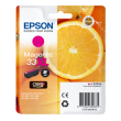 Genuine Magenta Epson 33XL High Capacity Ink Cartridge - (T3363 Oranges Inkjet Printer Cartridge)