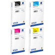 Genuine High Capacity 4 Colour Epson T908 Ink Cartridge Multipack - (T9081/T9082/T9083/T9084)