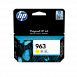 Genuine Yellow HP 963 Ink Cartridge (3JA25AE)