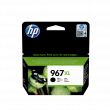 Genuine High Capacity Black HP 967XL Ink Cartridge - (3JA31AE)