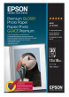 Epson 255gsm 13x18 cm Premium Glossy Inkjet Photo Paper (C13S042154 30 Sheets 7x5in.)