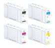 Genuine 4 Colour Epson T41F Ink Cartridge Multipack - (T41F2/T41F3/T41F4/T41F5)