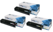 Compatible Canon 045H High Capacity 3 Colour Toner Cartridge Multipack -(045HC/HM/HY)