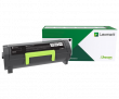 Genuine Lexmark Ultra High Capacity Black Return Program 56F2U00 Toner Cartridge (Lexmark 56F2U00 Laser Printer Cartridge)
