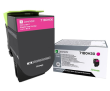 Lexmark 71B0H30 High Capacity Magenta Toner Cartridge