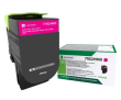 Lexmark 71B2HM0 High Capacity Magenta Return Program Toner Cartridge