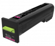 Return Program Lexmark 82K2HM0 High Capacity Magenta Toner Cartridge