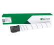 Genuine High Capacity Lexmark 86C0HK0 Black Toner Cartridge (Lexmark 86C0HK0 High Yield Black Laser Toner)