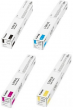 Genuine 4 Colour Canon C-EXV55 Toner Cartridge Multipack - (C-EXV55BK/C/M/Y)
