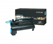 Lexmark C792X2CG Extra High Capacity Cyan Toner Cartridge
