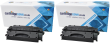 Compatible HP 05X High Capacity Black Toner Cartridge Twin Pack (CE505XD)