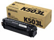 Genuine Black Samsung K503 Toner Cartridge (CLT-K503L/ELS)