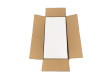 Compatible Franking Double Labels - 215 x 45 mm (2 Labels Per Sheet - Pack Of 500 Sheets)