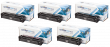 Compatible 5 Colour HP 131X / HP 131A Toner Cartridge Multipack - (2 x CF210X/CF211A/CF212A/CF213A)