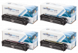 Compatible 4 Colour HP 131X / HP 131A Toner Cartridge Multipack - (CF210X/CF211A/CF212A/CF213A)