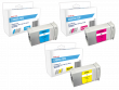 Compatible HP 80 3 Colour Ink Cartridge Multipack - (C4872A/C4873A/C4874A)